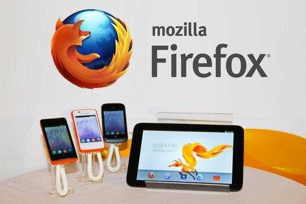Mozilla Firefox OS na Computer 2013