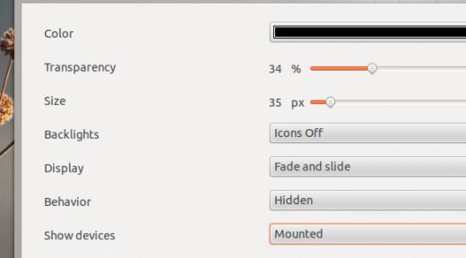 MyUnity – konfiguracja Unity w Ubuntu – Zmiany Launchera