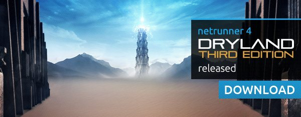 Netrunner 12.12.1 Dryland Third Edition