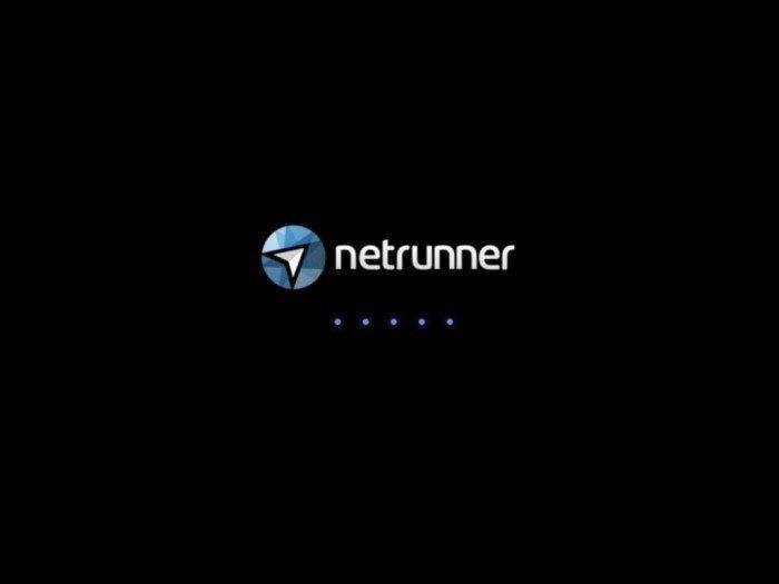 Netrunner 4.2 - uruchamianie