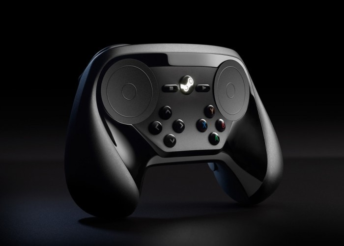 Nowy Steam Controller