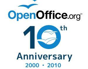 OOo 10 lat