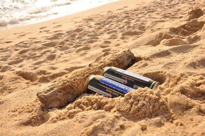 OSWorld.pl na wakacjach II - Browar na plaży