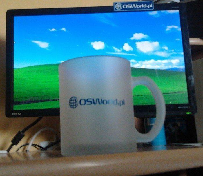 OSWorld.pl na wakacjach II - kubek OSWorld