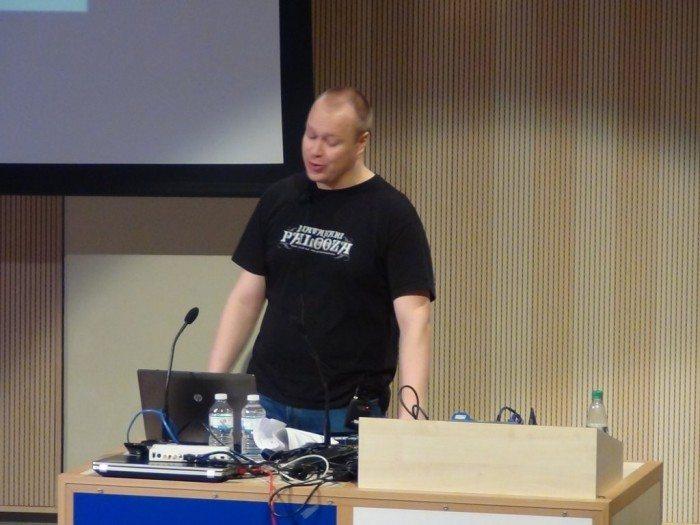 Open ARM GPU drivers - Luc Verhaegen