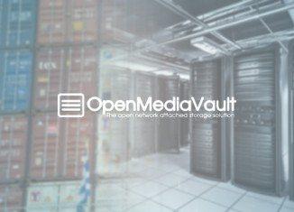Open Media Vault (slider)