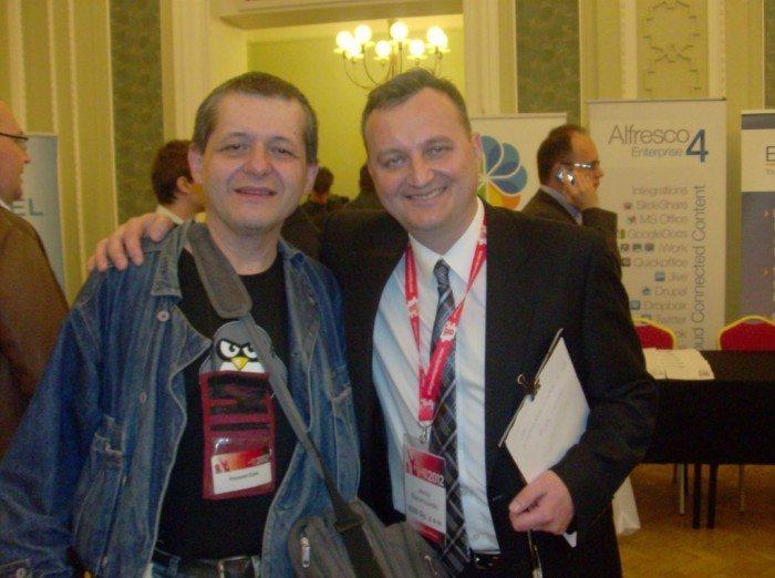 Open Source Day-2012 w Warszawie. Maj