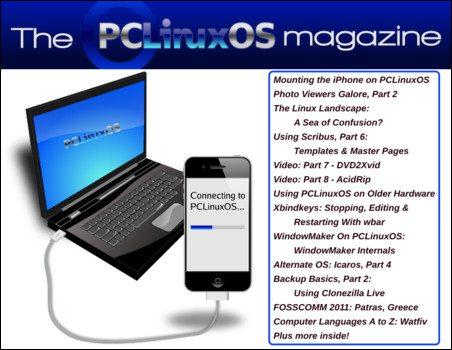 PCLinuxOS Magazine czerwiec