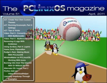 PCLinuxOS Magazine - kwiecień