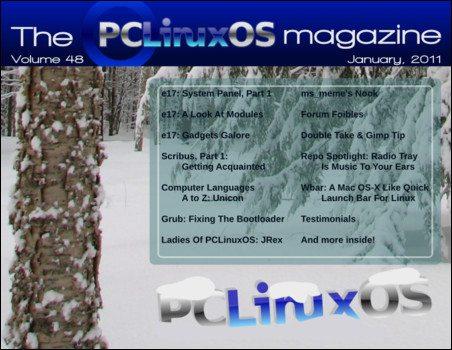 PCLinuxOS Magazine Styczeń 2011