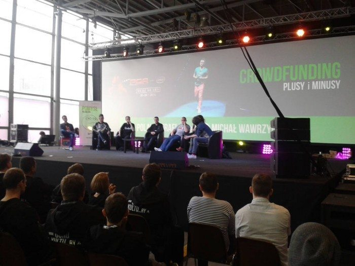 PGA 2014 - debata na temat Crowdfundingu