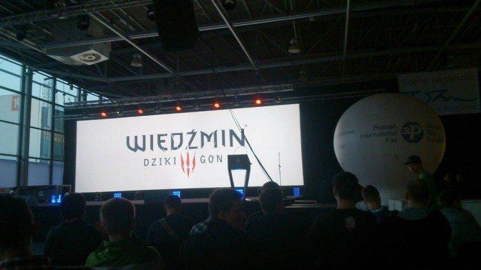 PGA 2014 - prezentacja Wiedźmin 3