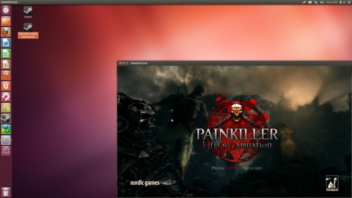 Pinkiller Hell & Domination - linuksowa beta