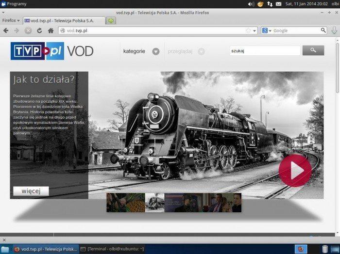 Pipelight pod Ubuntu - Silverlight 1
