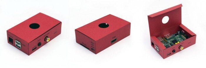 Raspberry Pi obudowa Punnet