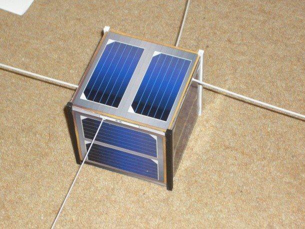 Raspberry Pi satelita