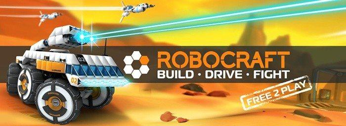 Robocraft - banner
