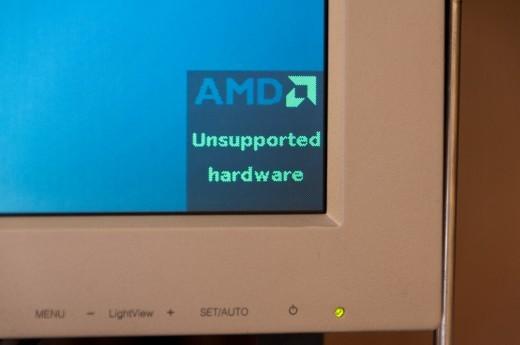 AMD Radeon HD - znak wodny