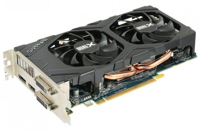 Sapphire Radeon HD 7850 OC 1 GB - Radeon HD 7850 2GB - Radeon HD 7850 OC 2GB - śledź