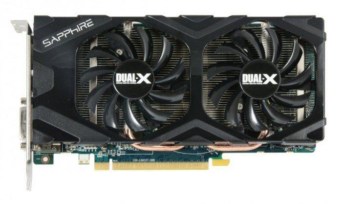 Sapphire Radeon HD 7850 OC 1 GB - Radeon HD 7850 2GB - Radeon HD 7850 OC 2GB - chłodzenie
