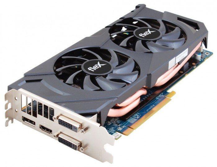 Sapphire Radeon HD 7870 FleX - śledź