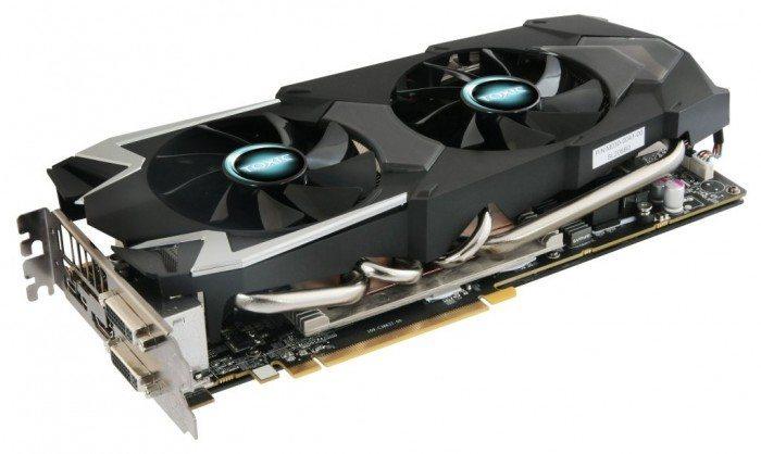 Sapphire Radeon HD 7970 6 GB TOXIC Edition - chłodzenie