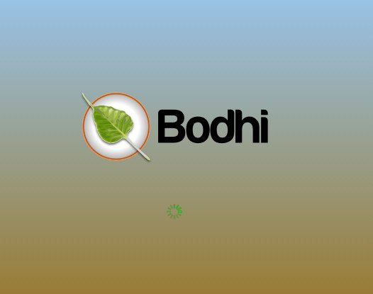 Bodhi Linux 0.1.6
