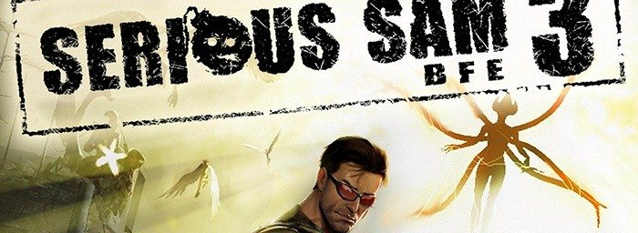 Serious Sam 3 BFE - banner
