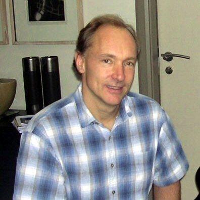 Sir Tim Berners-Lee
