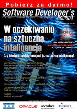 Software Developer's Journal - 04.2011