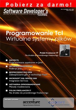 Software Developers Journal 05.2011