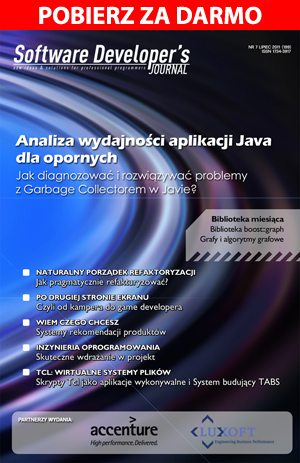 Software Developers Journal - 07.2011
