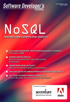 Software Developers Journal 08.2011