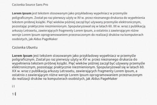 Source Sans Pro - czcionka Adobe na wolnej licencji