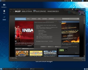 Steam Beta dla Linuksa - kopia zapasowa