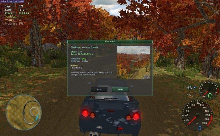 Stunt Rally 2.2 - opis wyzwania