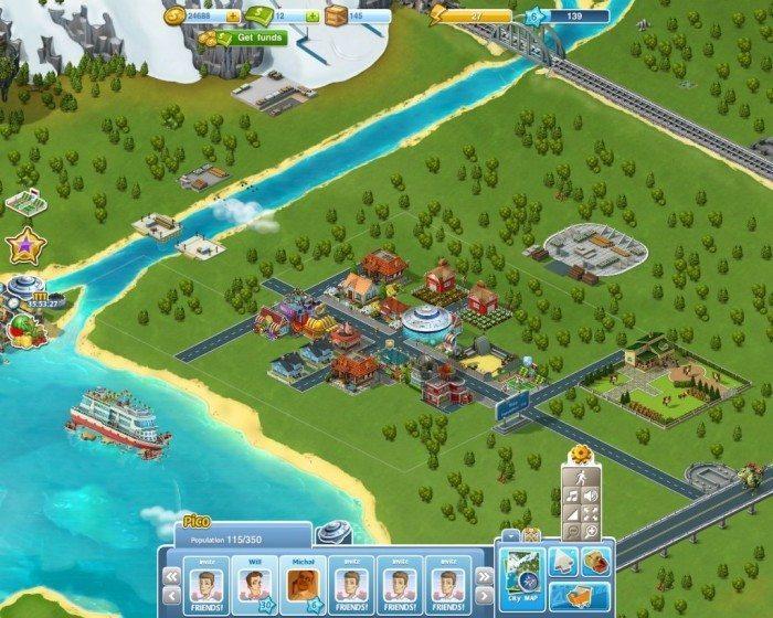 SuperCity - po wstępnej rozbudowie