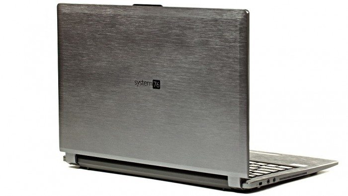 System76 Darter UltraThin - klapa