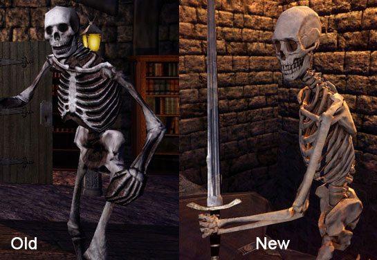 The Dark Mod 2.00 - szkielet
