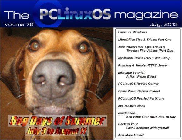 The PCLinuxOS Magazine - czerwiec 2013