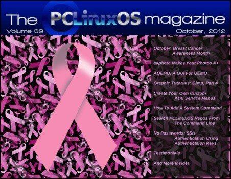 The PCLinuxOS Magazine - październik 2012