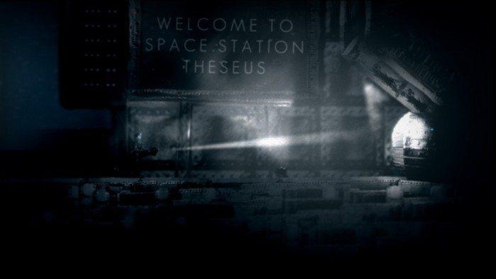 The Swapper - stacja kosmiczna Theseus