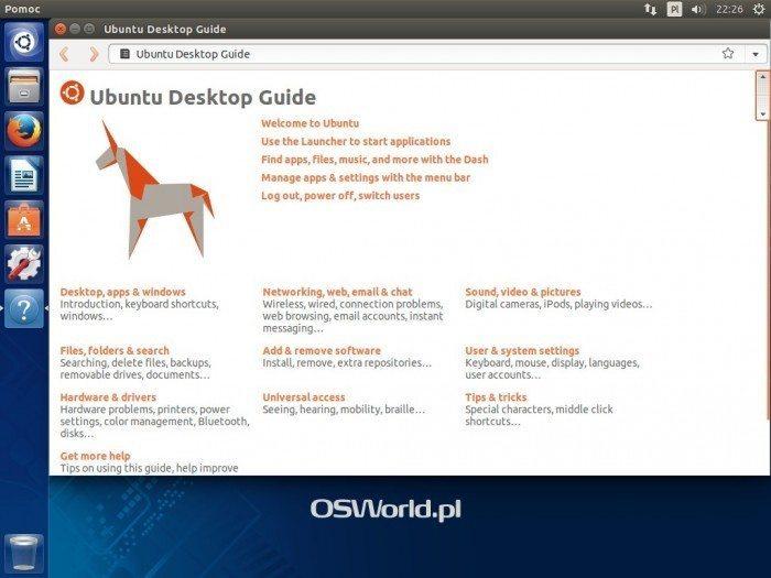Ubuntu 14.10 - poradnik