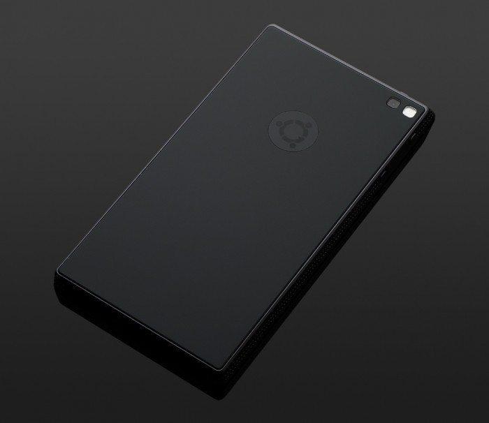 Ubuntu Edge - tył