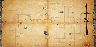 Wielki Mistrz - mapa świata