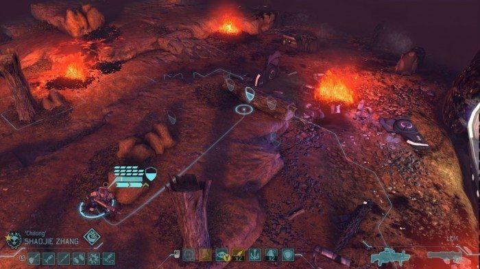 XCOM Enemy Unknown – gra sama podpowiada nam skuteczność osłon w terenie