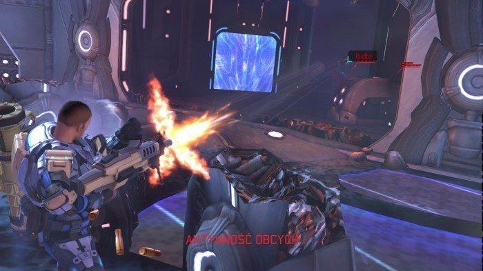 XCOM Enemy Unknown - ostrzał żołnierza w trybie warty
