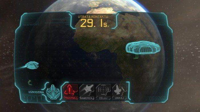 XCOM Enemy Unknown - przechwytywanie UFO