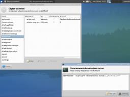 Xfce 4.10 - edytor ustawień