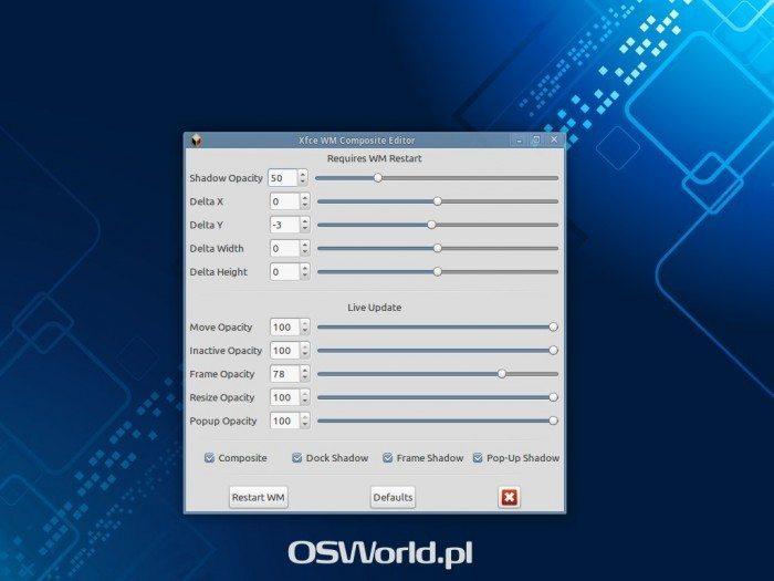 Xfce4 Composite Editor